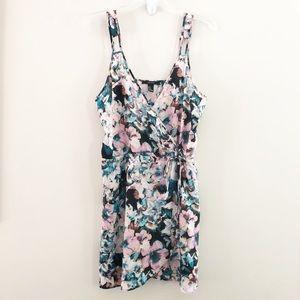 Forever 21 | Sleeveless Floral Mini Dress | M
